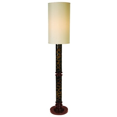 Trend Lighting Corp. Haiku 1 Light Floor Lamp
