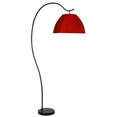 Trend Lighting Corp. Bordeaux 1 Light Arc Floor Lamp