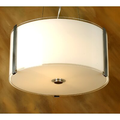 Trend Lighting Corp. Apollo 3 Light Drum Pendant