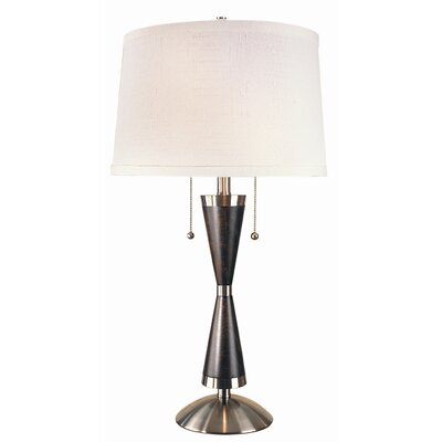 Trend Lighting Corp. Sinatra II 2 Light Table Lamp