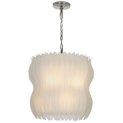 Trend Lighting Corp. Aphrodite II 8 Light Chandelier