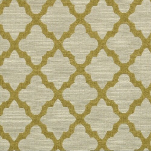 DwellStudio Casablanca Geo Fabric - Citrine