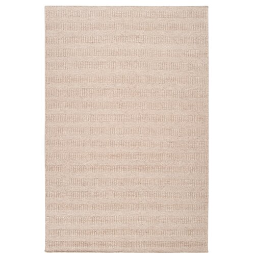 DwellStudio Textured Stripe Antique White Rug