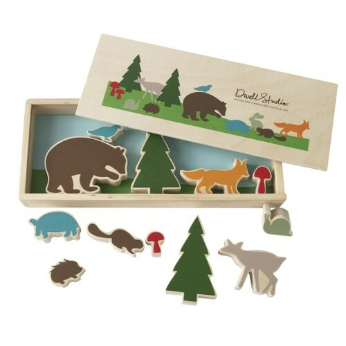 DwellStudio Woodland Multi Creative Set