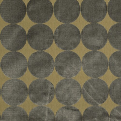 DwellStudio Plush Dotscape Fabric - Dove