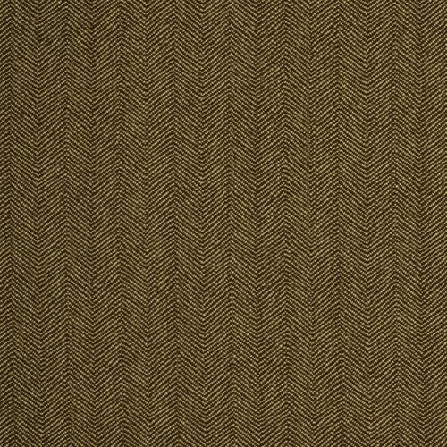 DwellStudio Mini Zigzag Fabric - Major Brown