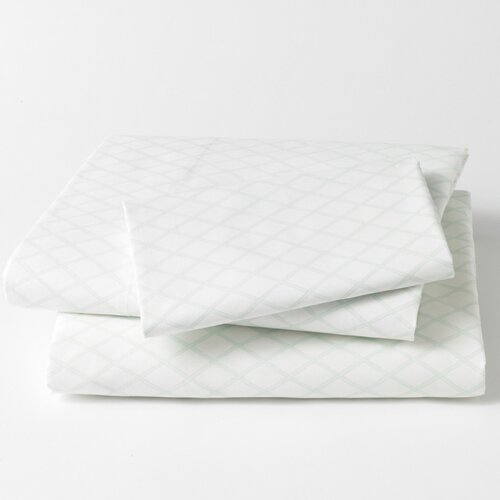 DwellStudio Marquise Robin's Egg Sheet Set