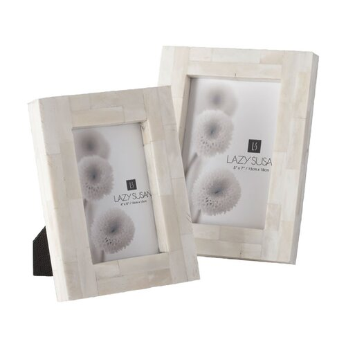 DwellStudio Bone Block Frame