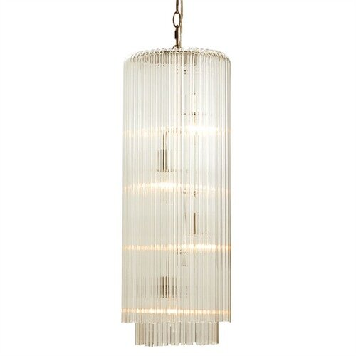DwellStudio 4 Light Convertible Pendant