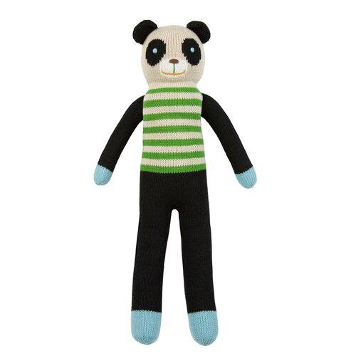DwellStudio Panda Doll
