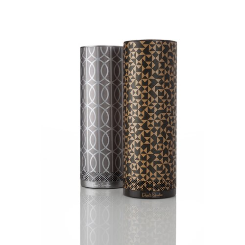 DwellStudio DwellStudio for Stellé Audio Bluetooth Speaker in Black and Gold