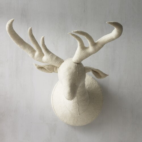 DwellStudio Felt Managerie Deer Head - SOLD OUT
