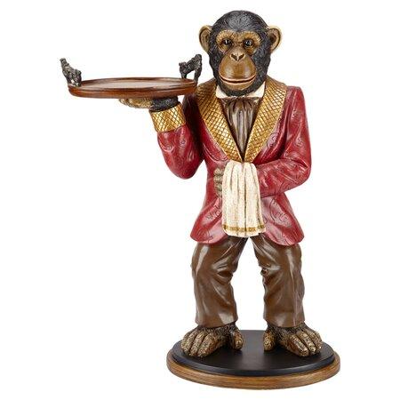 Winston the Monkey End Table