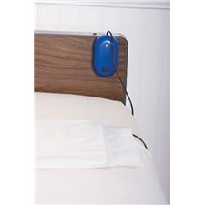 IQ Easy Alarm with Six Month Chair Sensor Pad in Blue