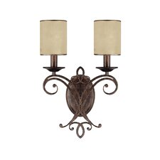Reserve 2 Light Wall Sconce