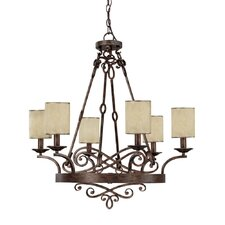 Reserve 6 Light Chandelier