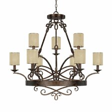 Reserve 9 Light Chandelier