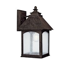 Lodge 1 Light Outdoor Wall Lantern