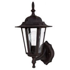 1 Light Outdoor Wall Lantern