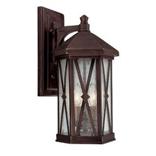 Saxton Outdoor Wall Lantern
