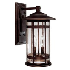 Mission Hills Outdoor Wall Lantern
