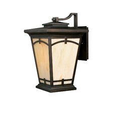 Dakota 1 Light Outdoor Wall Lantern
