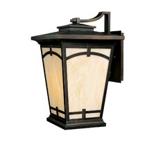 Dakota1 Light Outdoor Wall Lantern