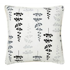 Leaves Square Polyester Outdoor Decorative Pillow