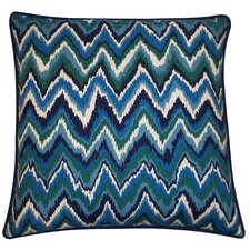 Ikat Cotton Pillow