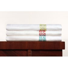 Bamboo Embroidery Bedsheet Set