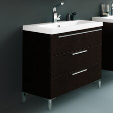 "Ekochic A 27.6"" Bathroom Vanity Set"