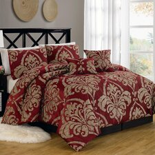 Imperial Court 6 Piece Comforter Set