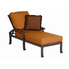 Newport Chaise Lounge with Cushion