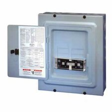 TRB 4/8 Circuit Indoor Transfer Sub Panel / Link for 60A Generator