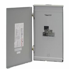 TWB 4/8 Circuit 200Amp Transfer Panel / Link for Generator up to 25000 Watt