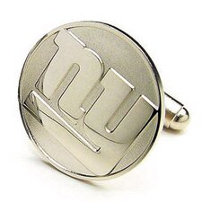 NFL Silver Edition Cufflinks