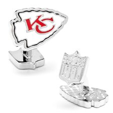 NFL Kansas City Chiefs Cufflinks