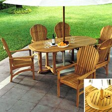 Hampton 7 Piece Dining Set