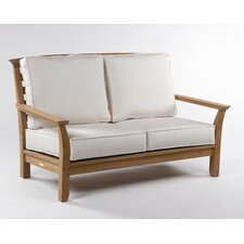 Mandalay Deep Seating Settee with Cushions