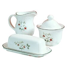 Winterberry 3 Piece Completer Set