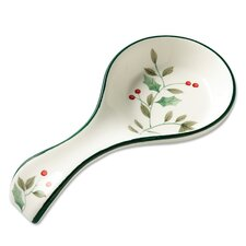 Winterberry Spoon Rest