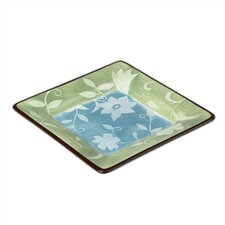 "Patio Garden 9"" Buffet Plate (Set of 6)"