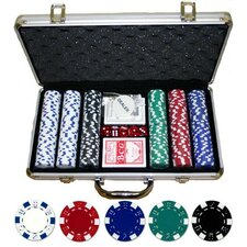 300 Piece Dice Poker Set