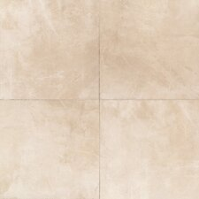 "Concrete Connection 20"" x 13"" Field Tile in Boulevard Beige"