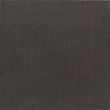 "Vibe 12"" x 12"" Unpolished Floor Tile in Techno Brown"