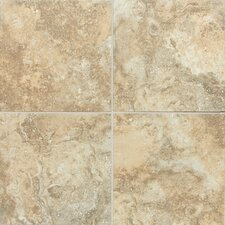 "San Michele 12"" x 12"" Cross - Cut Field Tile in Dorato"