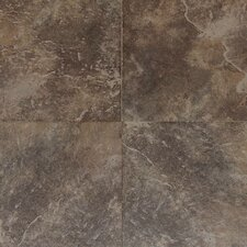 "Continental Slate 18"" x 18"" Field Tile in Moroccan Brown"