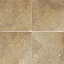 "Sandalo 12"" x 12"" Field Tile in Raffia Noce"