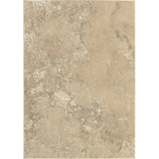 "Stratford Place 14"" x 10"" Plain Ceramic Wall Tile in Willow Branch"