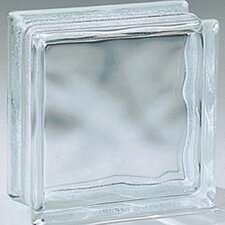 "Glass Block 8"" x 8"" Decora Block"